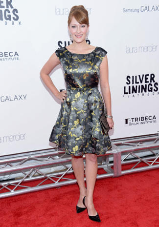 """Silver Linings Playbook"" premieres in New York"