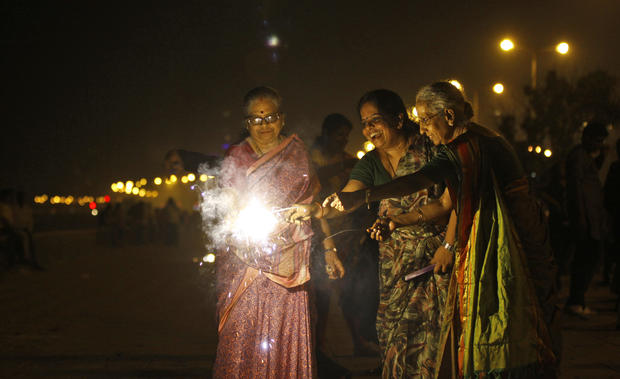 Diwali: Festival of lights 2012
