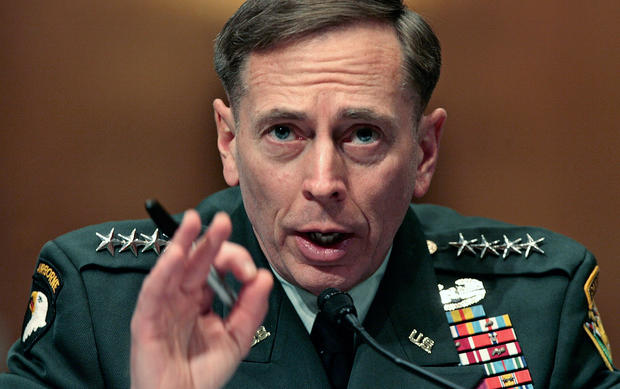 CIA Director David Petraeus resigns