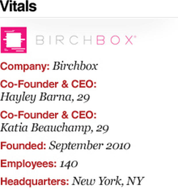 Birchbox Success In Small Packages Cbs News