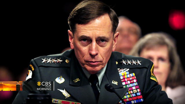 Petraeus testifies at Benghazi hearings