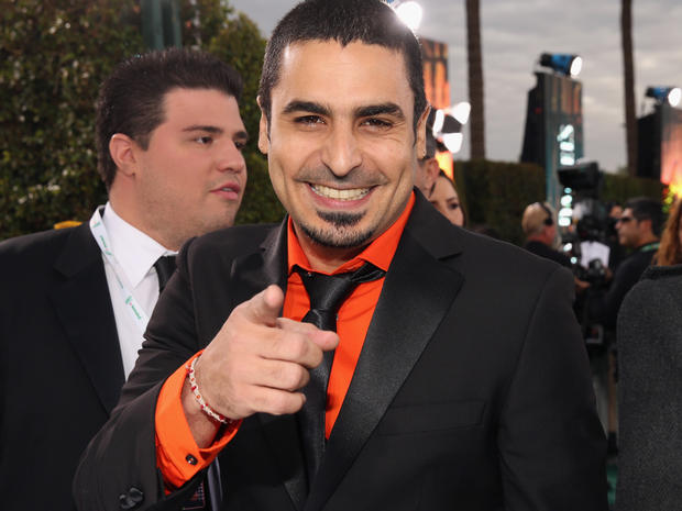 2012 Latin Grammy Awards red carpet
