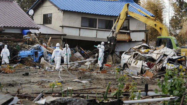 Japan reconstruction funds squandered