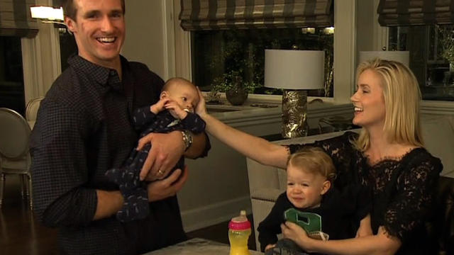 Drew Brees: Behind the Scenes