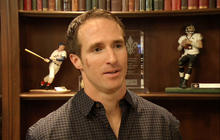 """Person to Person"":  Brees bullied over birthmark"