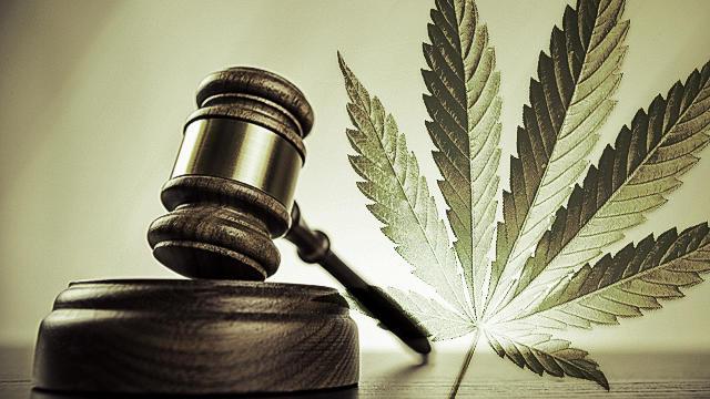 Marijuana legal ```