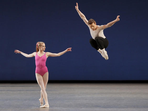 Closeup: The New York City Ballet