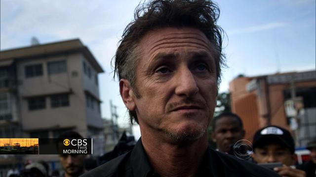"""Person to Person"" preview: Sean Penn"