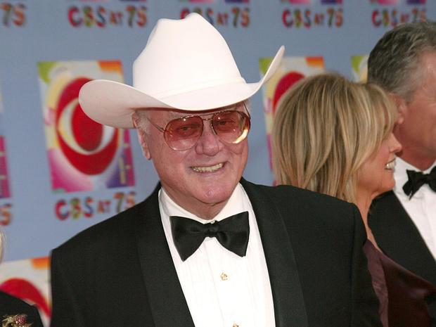Larry Hagman 1931-2012