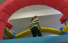 Research shows danger of inflatable castles for kids
