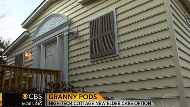 """""""Granny pod"""""""