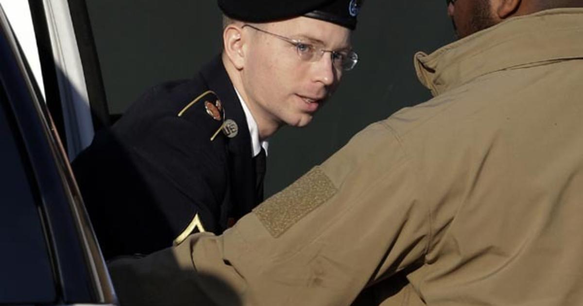 "bradley manning responsible for the largest ""i have a responsibility to the public,"" she said in the interview with reporter juju   (when she leaked the files to wikileaks, she was known as bradley)  and  and major david hammond, manning is appealing her conviction."
