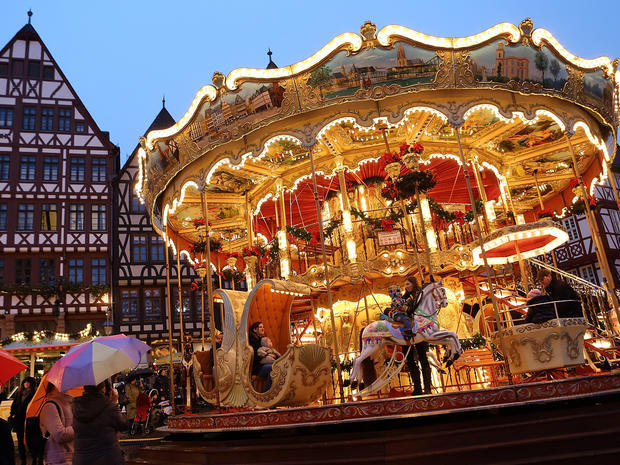 European Christmas markets