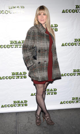 """Dead Accounts"" Broadway opening night"