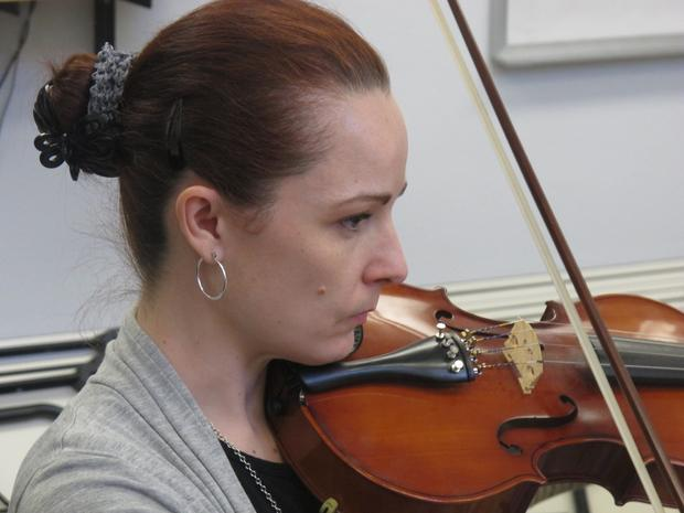 Women's prison orchestra