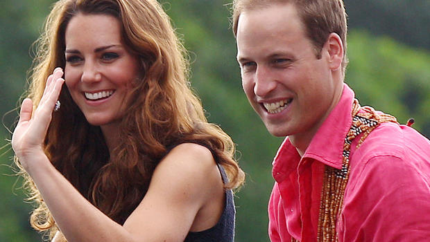 William and Kate expecting a baby