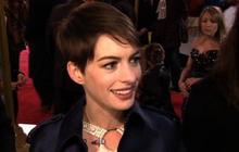 """Les Miserables"" world premiere in London"