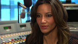 Radio host Argelia Atilano