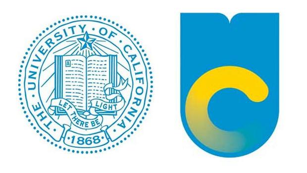 New University Of California Logo Spurs Mockery Cbs News