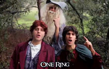 Moses takes on Santa, The Hobbit takes on One Direction