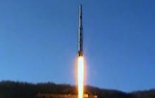 Watch: North Korea launches long-range missle