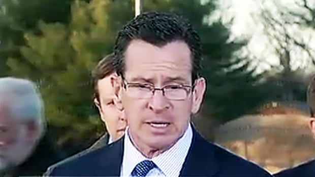 """Conn. Gov. Malloy: Shooting a """"tragedy of unspeakable terms"""""""