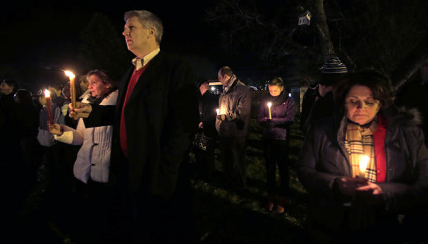 Vigils for Conn. school shooting victims