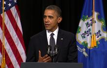 """Obama: """"Newtown, you are not alone"""""""