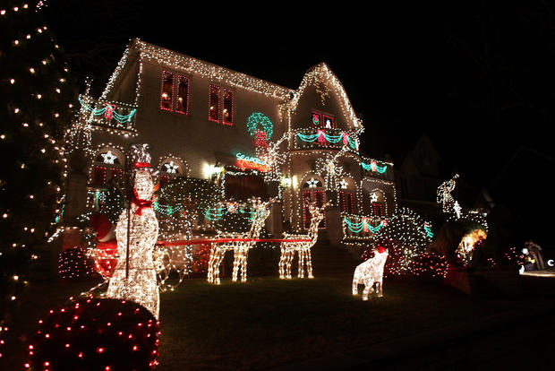 Stunning Christmas lights