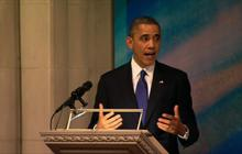 """Obama: Without Inouye, """"I might not be standing here today"""""""