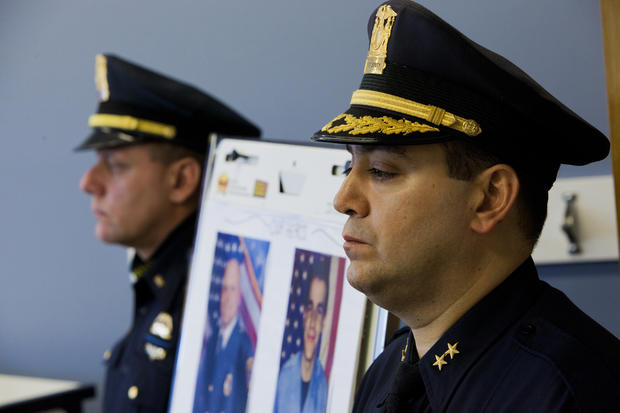 Cops: NY ex-con gunned down firefighters