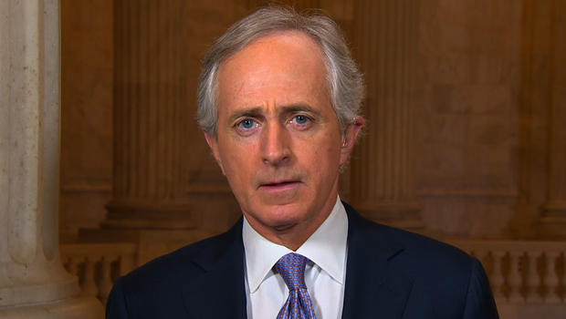 Sen. Corker slams Trump for lack of '