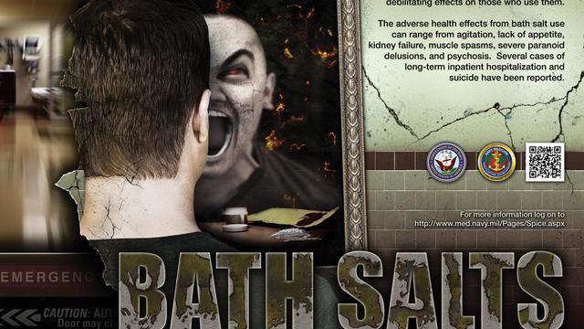 bath salts, navy medicine, designer drugs, navy
