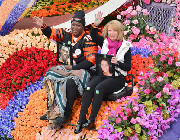 Rose Bowl Parade 2013