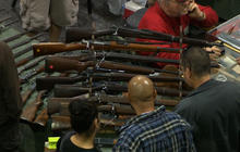 Gun sales surge after school shooting