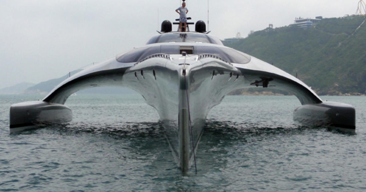 Maltese Falcon 10 Of The Most Outstanding Luxury Yachts