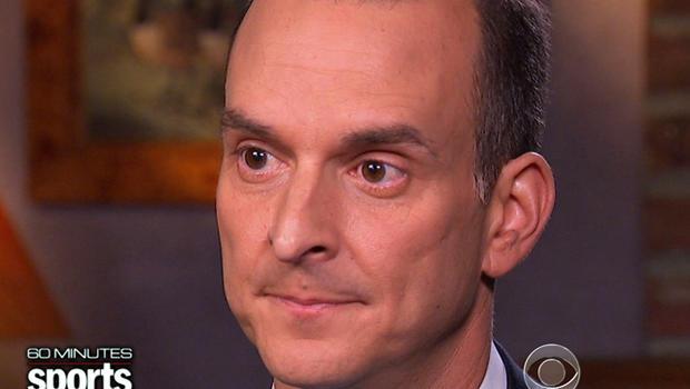 U.S. Anti-Doping Agency CEO Travis Tygart