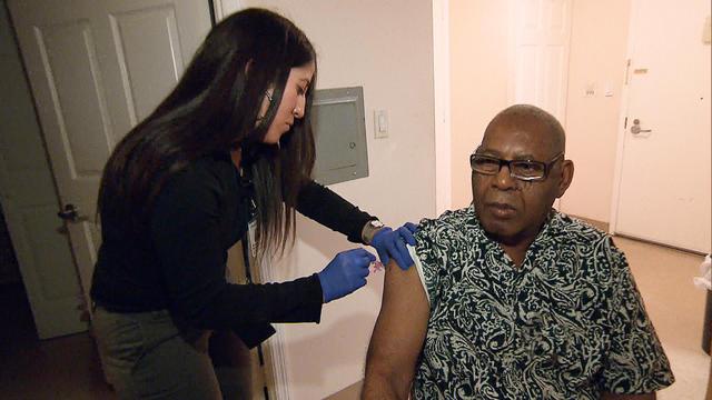 Flu hits epidemic levels