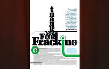 """Writer laments """"lack of productive dialogue"""" in fracking debate"""
