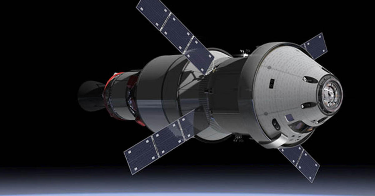 ESA module to power NASA's Orion deep space capsule - CBS News