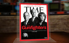 Dickerson: Gun control fight getting personal