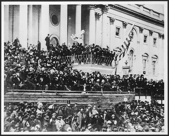 Making history at presidential inaugurations