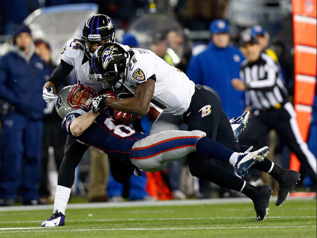 2013 NFL Postseason: Conference Title Games