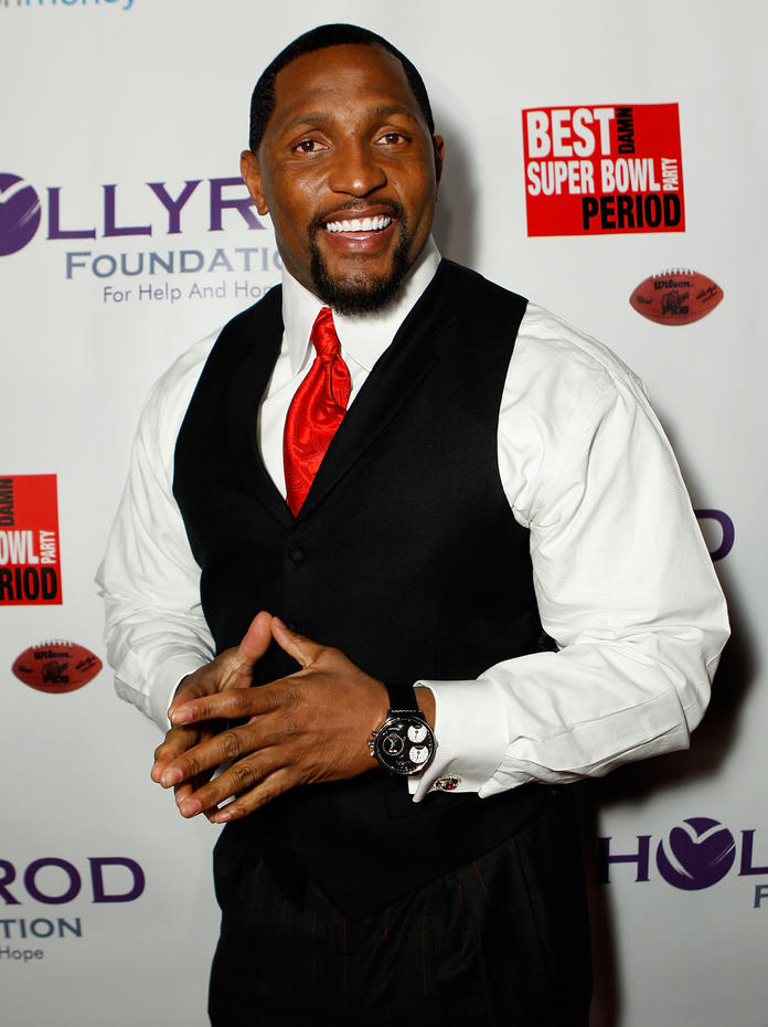 ray lewis leadership analysis