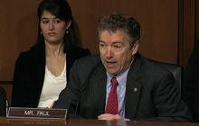 Sen. Paul to Clinton: I'd have fired you over Benghazi