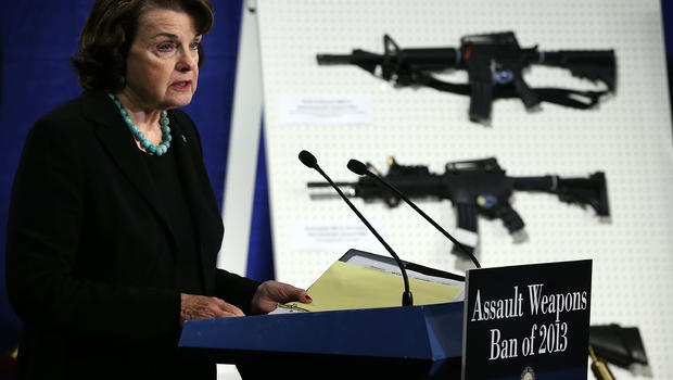 Assault weapons ban introduced in Senate