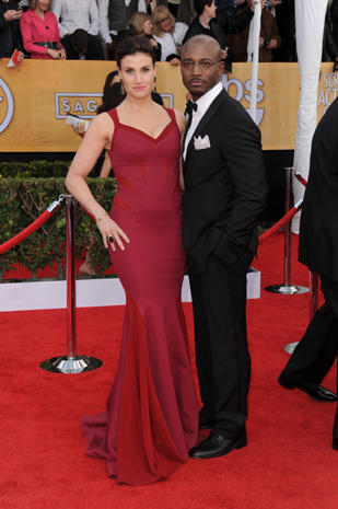 SAG Awards 2013: Red carpet