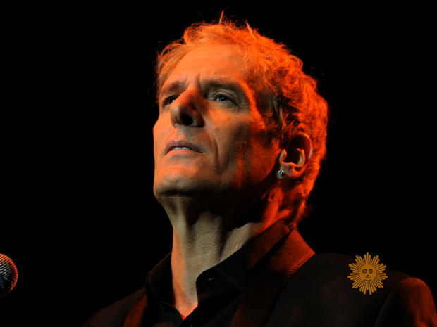 Michael Bolton: The man's many looks