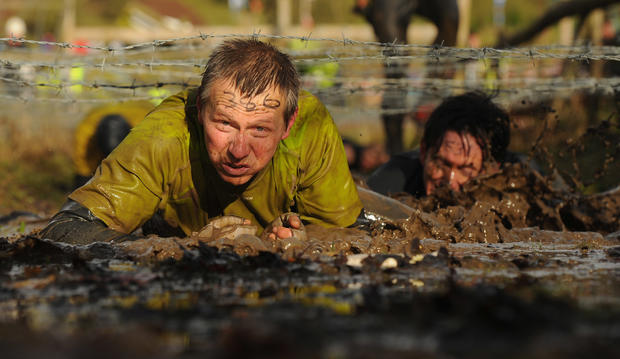 Tough Guy Challenge tests endurance