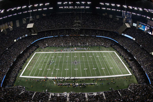 Super Bowl XLVII by the numbers